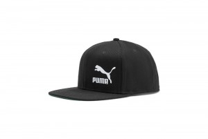 Czapka LS ColourBlock Cap Puma Black-Pum