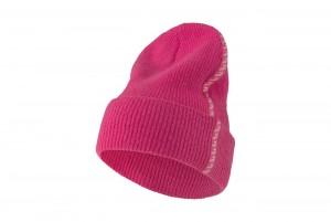 Czapka Ws Beanie Glowing Pink