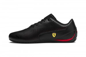 Buty SF Drift Cat 5 Ultra II Puma Black-Rosso