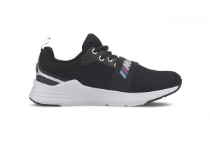 buty BMW MMS Wired run Puma Black-Puma B
