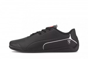 buty Ferrari SF Drift Cat 8 LS Puma Black-Puma W