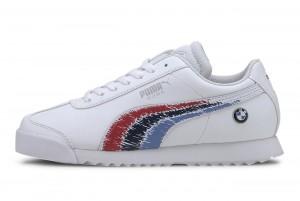 Buty BMW MMS Roma JR Puma White-Puma White