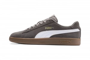 Buty Puma Smash v2 Charcoal Gray