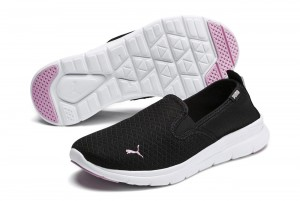 Buty PUMA Flex Essential Slip On Puma Black-P