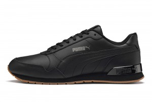 Buty ST Runner v2 Full L Puma Black-CAST
