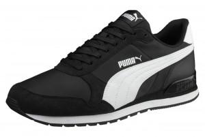 Buty ST Runner v2 NL Puma Black-Puma White
