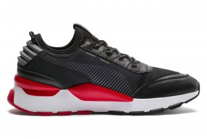 Buty RS-0 Play Puma Black-High Risk Red-Puma