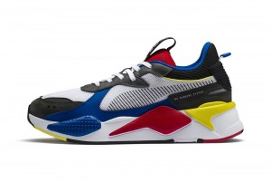 Buty RS-X TOYS Puma White-Puma Royal-High Ris