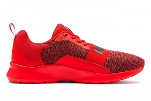 Buty Puma Wired Mesh 2.0 High Risk Red-P