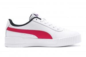 Buty Carina L Puma White-Nrgy Rose
