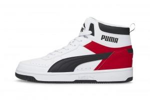 Buty Puma Rebound JOY Puma White-Puma Bl