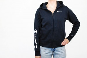Bluza Hooded Full Zip Sweatshirt