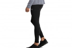 Spodnie Core-Run Long Tight Puma Black