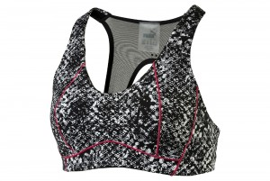Top PWRRUN BRA - Graphic