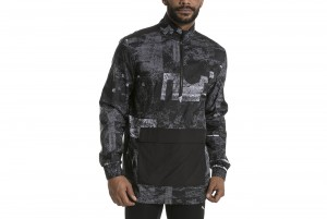 Kurtka Energy Windbreaker