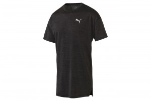 Koszulka Energy SS Tee Puma Black Heather
