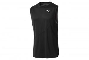 Koszulka Ignite Singlet Mono Puma Black