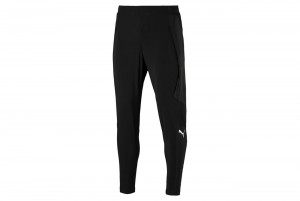 Spodnie NeverRunBack Tapered Pant Puma Black
