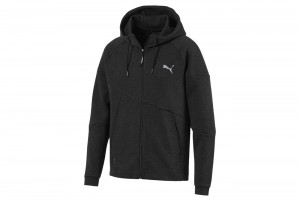 Kurtka BND Tech Second Layer Puma Black Heather