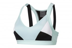 Stanik Density Bra H Fair Aqua-Puma White-Puma