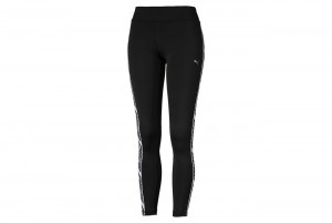 Spodnie Feel it 7 8 Tight Puma Black-with White