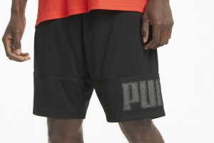 Szorty TRAIN KNIT 10 SESSION SHORT Puma
