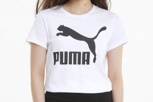 Koszulka Classics Logo Tee Puma