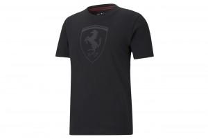 Koszulka Ferrari Race Big Shield Tee ton