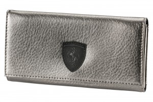 Portfel SF LS Wallet F Metallic Ash
