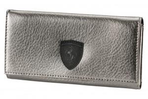 Portfel SF LS Wallet F Metallic Ash