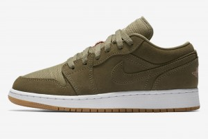 Buty AIR JORDAN 1 LOW (GS)