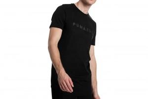 Koszulka Evo Long Line Tee Puma Black