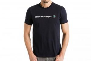 Koszulka BMW MSP Logo Tee Team Blue