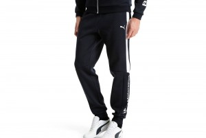 Spodnie BMW MSP Sweat Pants Team Blue