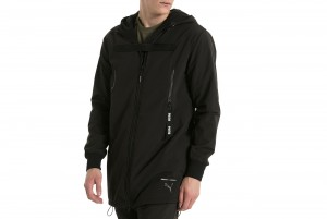 Kurtka New Evo Long Outerwear Puma Black