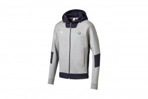 Bluza BMW MS Hooded Sweat Jacket