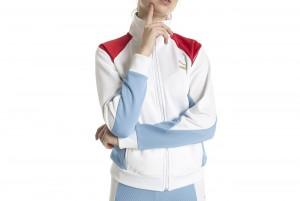 Kurtka Retro Track Jacket Puma White