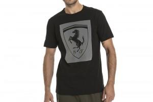 Koszulka Ferrari Big Shield Tee Puma