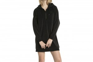Sukienka Downtown Hooded Dress