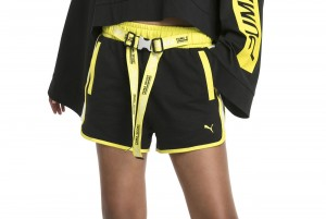 Szorty Xtreme Tape Highwaist Short Cotto
