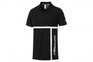Koszulka BMW MMS Polo Puma Black