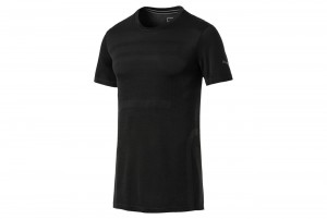 Koszulka Ferrari evoKNIT Tee Puma Black