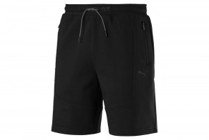 Szorty Ferrari Sweat Shorts Puma Black