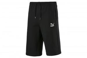 "Spodenki ""Classics Logo Shorts 12"""" Cotton Black"""