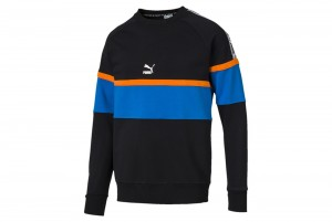 Bluza PUMA XTG Crew Cotton Black