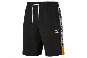 "Szorty ""PUMA XTG Shorts 8"""" Cotton Black"""