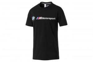 Koszulka BMW MMS Logo Tee Puma Black