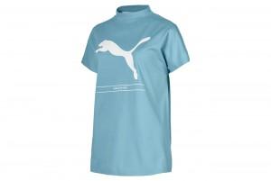 Koszulka NU-TILITY Tee Milky Blue