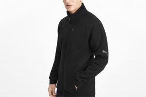 Bluza Evostripe Jacket Puma Black