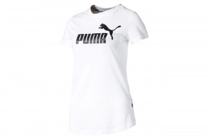 Koszulka Amplified Tee Puma White